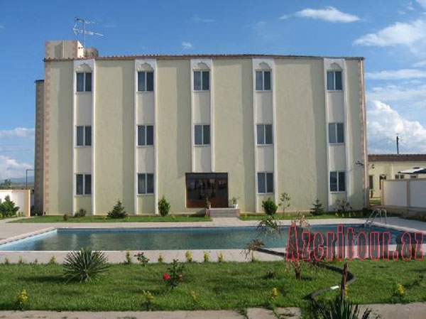 Karvansaray Hotel Ganja