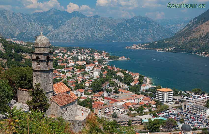 Черногория в начале июня