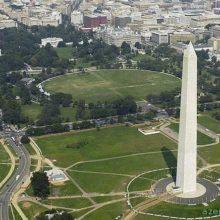 Монумент Вашингтона будет доступен в мае