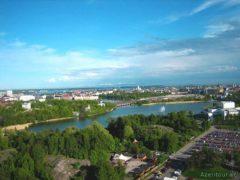 Власти Хельсинки построят пляж в центре города