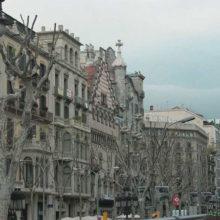 Город Барселона — Испания