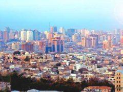 Баку был дорогим городом на майские праздники