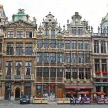 Город Брюссель — Бельгия