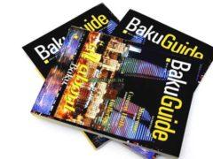 Очередной номер путеводителя Baku Guide