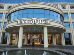 Hilton Hotel Baku