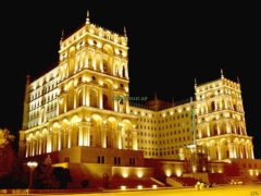 Туризм Азербайджана на разных выставках