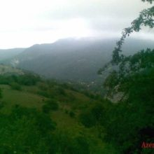 Губа горы, Азербайджан
