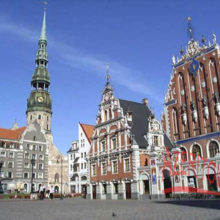 Отдых в Риге — Латвия