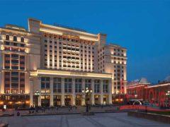 Отель Four Seasons открылся в Москве