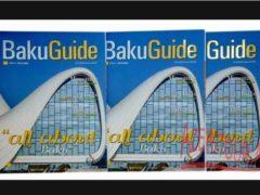 Декабрьский выпуск путеводителя Baku Guide