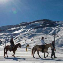 Число иностранных туристов в Шахдаг возросло