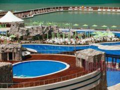 Dalga Beach-Aqua Park самый большой в Азербайджане