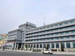 5 мая состоялось открытие нового отеля Интурист