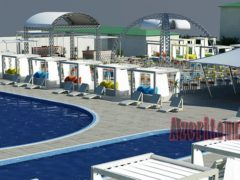 Открылся Mambo Beach Club and Restaurant