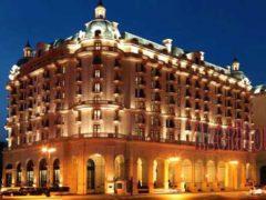Four Seasons Hotel Baku назван лучшим отелем Азербайджана