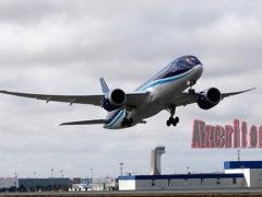 Рейсы Баку-Нью-Йорк-Баку самолетами Boeing 787-8
