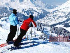 Увеличилось число туристов прибывших на зимний сезон