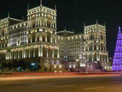 По чем стоит встретить Новый год в Баку
