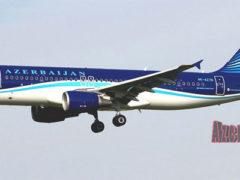 Список прямых рейсов из Баку в другие города