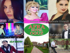 Концертный вечер в отеле Oguz Afra Hotel