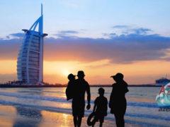 На рейс в Дубай детям скидка 90% от AZAL
