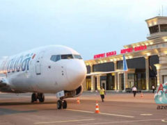 Flydubai осуществляет полеты в Габала