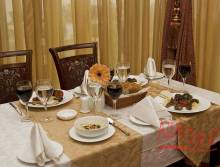 Ресторан отеля Golden Coast Hotel Baku