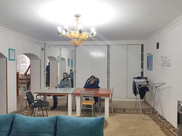 JZ Hostel ümumi otaq