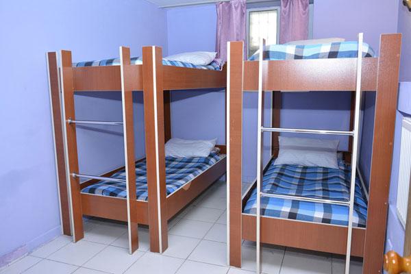 Baku Mint Hostel yataq otaği