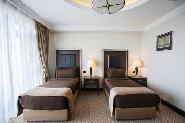Chinar Hotel & SPA Naftalan iki nəfərlik