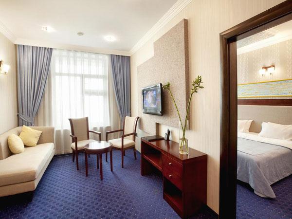 Dubai-International-Hotel-Twin nömrəsi