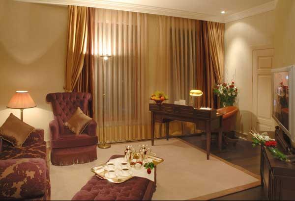Excelsior Hotel & SPA Baku qonağ otagi