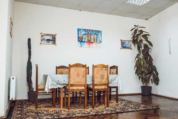 Gəncədə hostel
