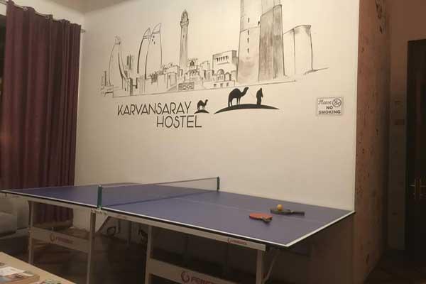 Karvansaray-Hostel-xidmətlər