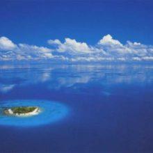 Островок на Таити