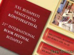 Азербайджан примет участие на фестивале книг в Будапеште