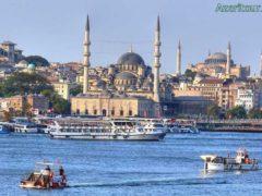 Стамбул стал лучшим направлением в Европе