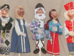 Фестиваль кукольных театров в Душанбе