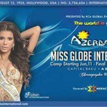 Баку примет конкурс красоты Miss Globe İnternational