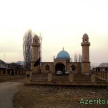 Город Шамкир — Азербайджан