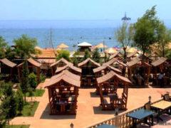Пляжный ресторан 1001 Gece