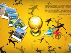На чемпионат мира в Бразилии приедут 600.000 туристов