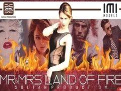 Конкурс красоты Mr and Mrs Land of Fire в Азербайджане