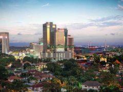 Отель бренда DoubleTree by Hilton в Малайзии