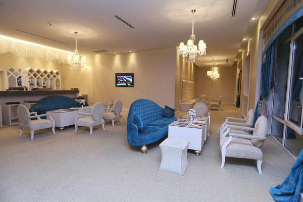 Комната отеля Qafqaz