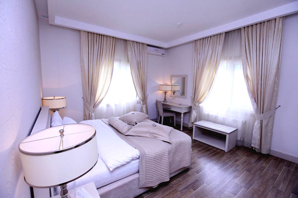 Номер отеля Qafqaz Riverside Hotel
