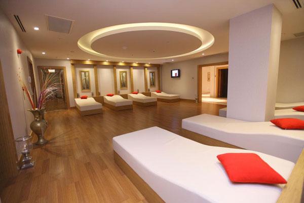 SPA отеля Qafqaz Riverside Hotel