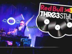 Финал Red Bull Thre3Style пройдет в Баку