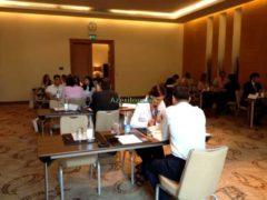 Встреча между компаниями Азербайджана и Германии
