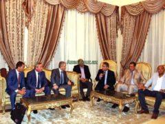 Между Египтом и Азербайджаном прошла встреча